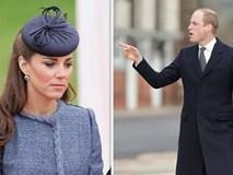 Tiết lộ mới gây sốc: Công nương Kate từng bị Hoàng tử William