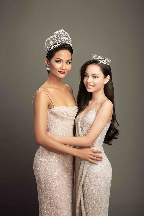 Dàn Hoa hậu Việt dành danh hiệu quốc tế hội ngộ trong bộ ảnh Tự hào Việt Nam-3