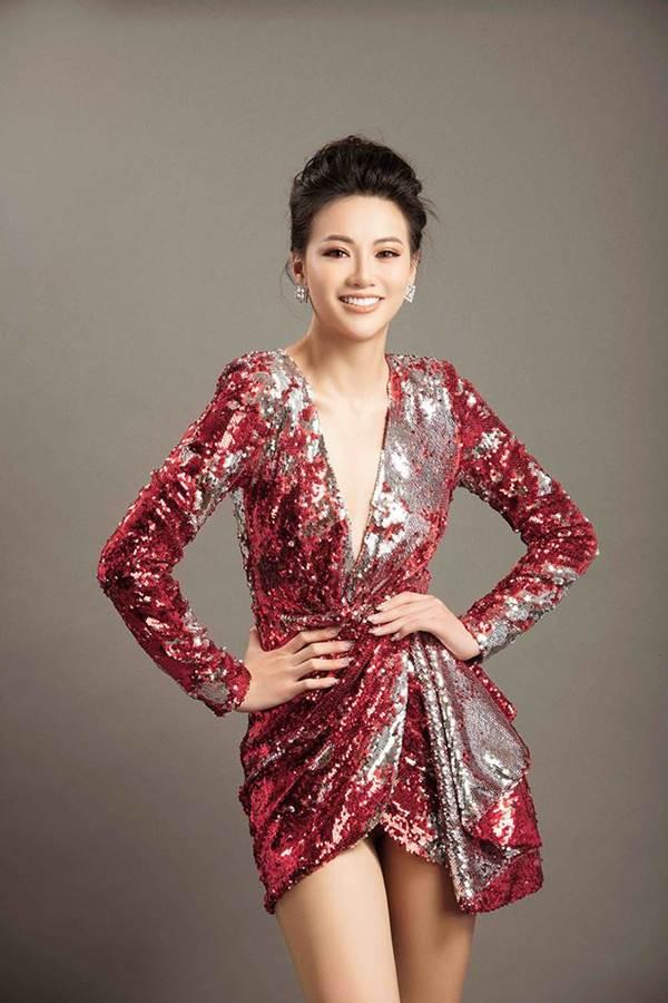 Dàn Hoa hậu Việt dành danh hiệu quốc tế hội ngộ trong bộ ảnh Tự hào Việt Nam-4