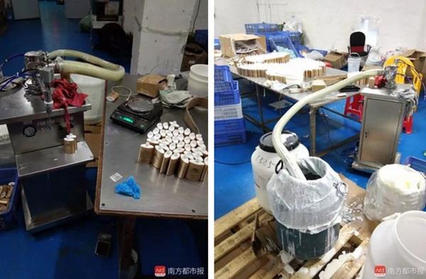 Trung Quốc phát hiện cơ sở làm giả hơn 7.000 lọ kem chống nắng Anessa, nhiều shop Việt Nam bán chỉ bằng 1/10 giá gốc-2