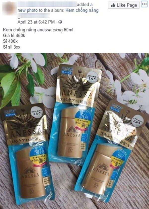 Trung Quốc phát hiện cơ sở làm giả hơn 7.000 lọ kem chống nắng Anessa, nhiều shop Việt Nam bán chỉ bằng 1/10 giá gốc-8