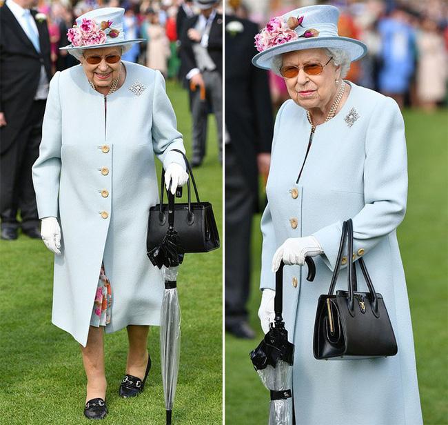 Nữ hoàng Anh gây bất ngờ khi xài lại đồ cũ và đằng sau hành động tái chế này là ẩn ý sâu xa về hai nàng dâu hoàng gia-2