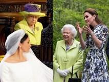 Nữ hoàng Anh gây bất ngờ khi xài lại đồ cũ và đằng sau hành động