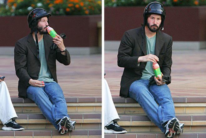 Keanu Reeves và Châu Tinh Trì: Hai ông hoàng sống tằn tiện, lập dị sau ánh hào quang-2