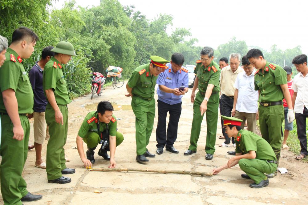 Giết người, cướp xe ôm ở Hà Nam: Lời khai man rợ của nghi phạm-2