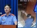 Ông Nguyễn Hữu Linh nguỵ trang kín mít khi đến tòa nhận quyết định triệu tập vụ dâm ô bé gái-3