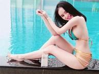 Em gái Angela Phương Trinh xinh đẹp và gợi cảm muôn phần ở tuổi 23