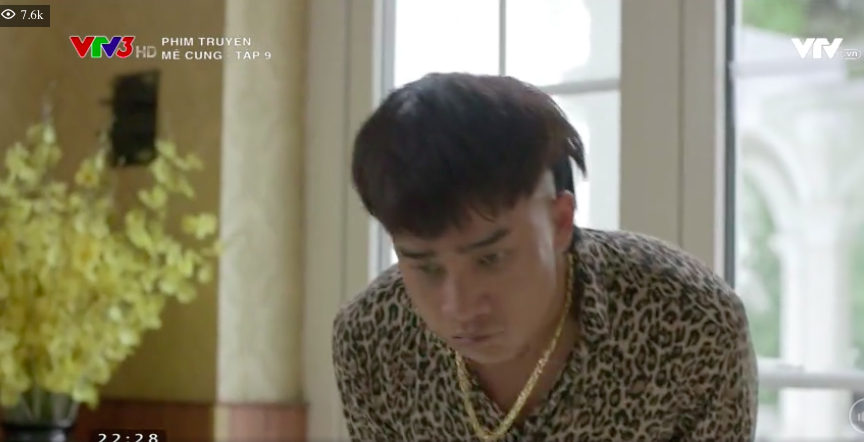Mê cung tập 9: Có bố giàu có nhưng em trai lại ngáo đá thế này, Hoàng Thùy Linh chẳng biết nên khóc hay cười-9