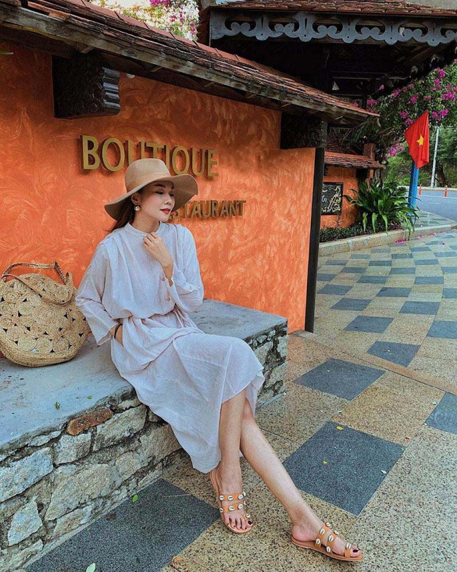 """Thống trị street style, sao Việt đua nhau diện crop top sương sương"""", váy đầm bánh bèo""""-3"""