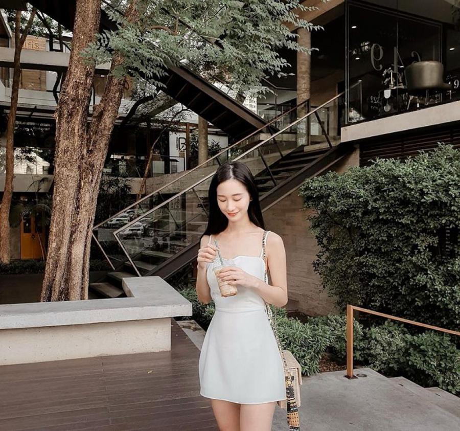 """Thống trị street style, sao Việt đua nhau diện crop top sương sương"""", váy đầm bánh bèo""""-12"""