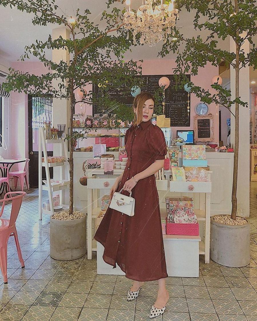 """Thống trị street style, sao Việt đua nhau diện crop top sương sương"""", váy đầm bánh bèo""""-20"""