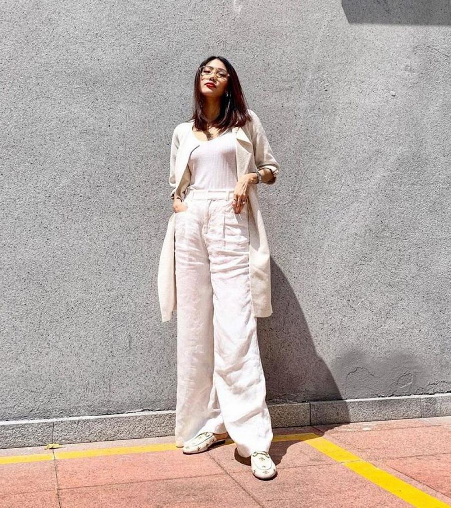 """Thống trị street style, sao Việt đua nhau diện crop top sương sương"""", váy đầm bánh bèo""""-9"""