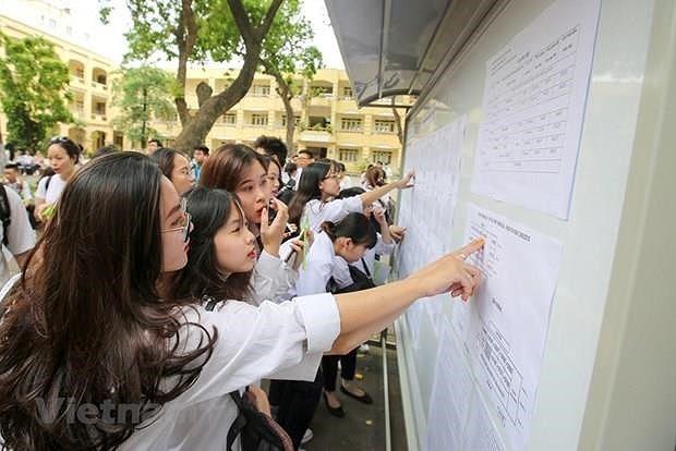 Hòa Bình sẽ công bố danh sách thí sinh gian lận thi-1