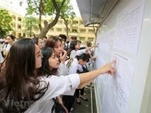 Hòa Bình sẽ công bố danh sách thí sinh 'gian lận' thi
