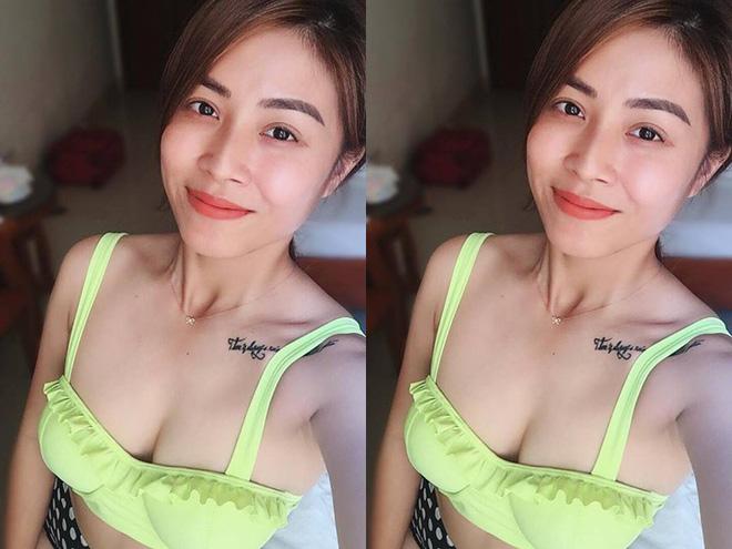 MC Hoàng Linh khoe thân hình sexy ở tuổi 34-5