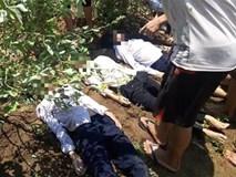Rủ nhau tắm sông sau lễ tổng kết năm học, 3 học sinh lớp 6 chết đuối thương tâm