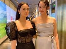 """Quen với hình ảnh bỉm sữa, vợ Lam Trường bất ngờ lộng lẫy như """"celeb"""" nhưng mọi sự chú ý lại đổ dồn vào vòng 2 cực kỳ bất thường"""