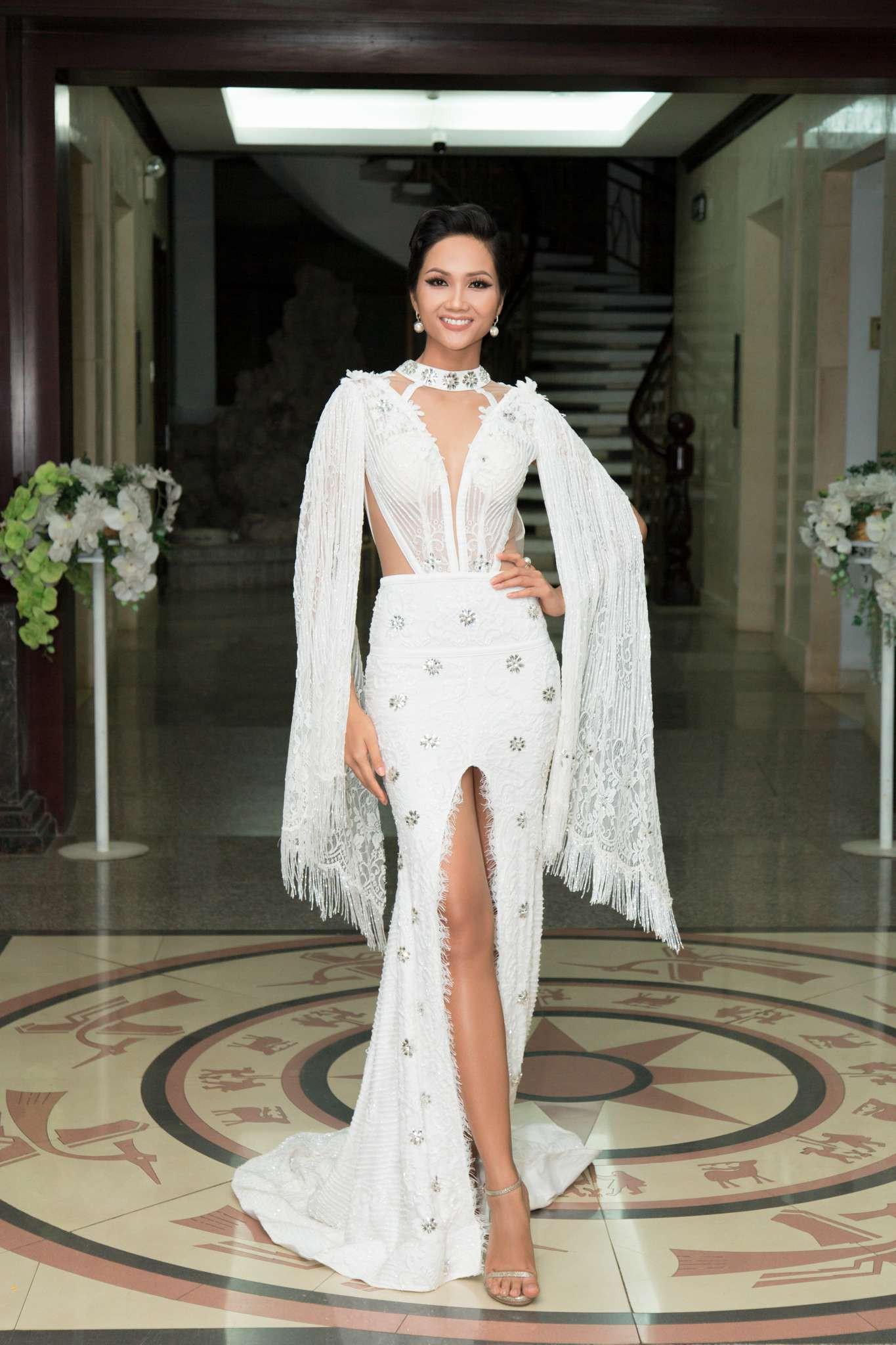 Thương hiệu váy cưới nước ngoài tố NTK Việt đạo nhái, nhưng tội nhất là HHen Niê khi bị lôi vào lùm xùm này-4