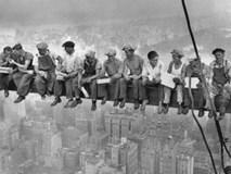 """Sự thật về bức ảnh """"Bữa trưa trên tòa nhà chọc trời"""
