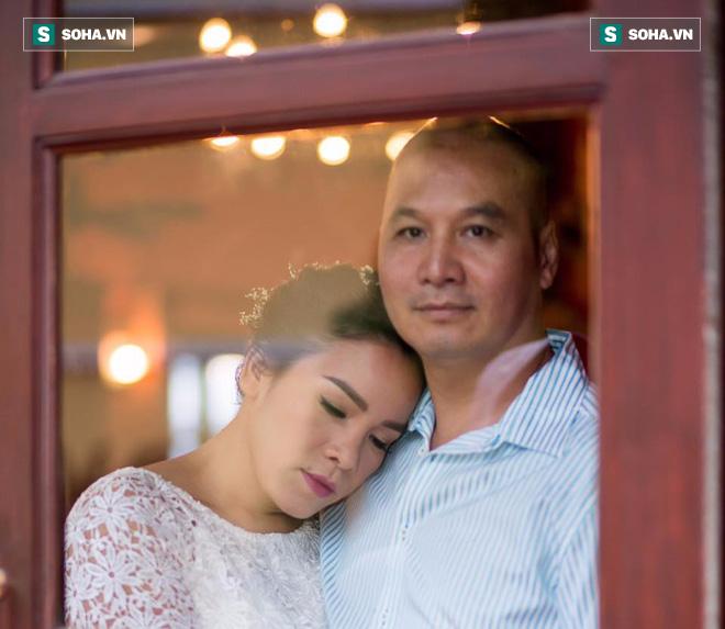 Em gái diva Mỹ Linh và hành trình hơn 5 năm cùng chồng chống chọi ung thư não-1
