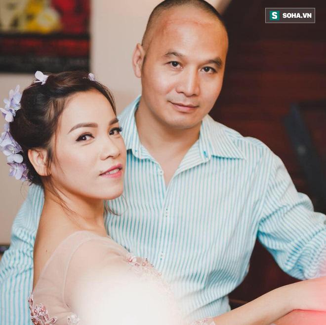 Em gái diva Mỹ Linh và hành trình hơn 5 năm cùng chồng chống chọi ung thư não-2