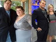 Những màn lột xác vịt hóa thiên nga của các cặp đôi chứng minh chân lý 'đồng vợ đồng chồng' béo đến mấy cũng giảm cân thành công