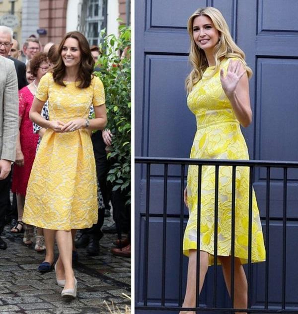 Người hâm mộ nín thở chờ đợi Tổng thống Trump mang cả gia đình đẹp hơn hoa đến gặp Hoàng gia Anh, Công nương Kate chứng minh có thể cân cả đội hình nhờ điều này-3