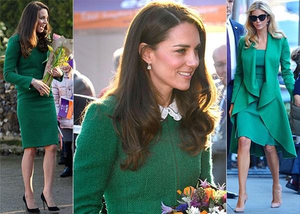 Người hâm mộ nín thở chờ đợi Tổng thống Trump mang cả gia đình đẹp hơn hoa đến gặp Hoàng gia Anh, Công nương Kate chứng minh có thể cân cả đội hình nhờ điều này-4