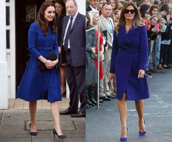 Người hâm mộ nín thở chờ đợi Tổng thống Trump mang cả gia đình đẹp hơn hoa đến gặp Hoàng gia Anh, Công nương Kate chứng minh có thể cân cả đội hình nhờ điều này-5