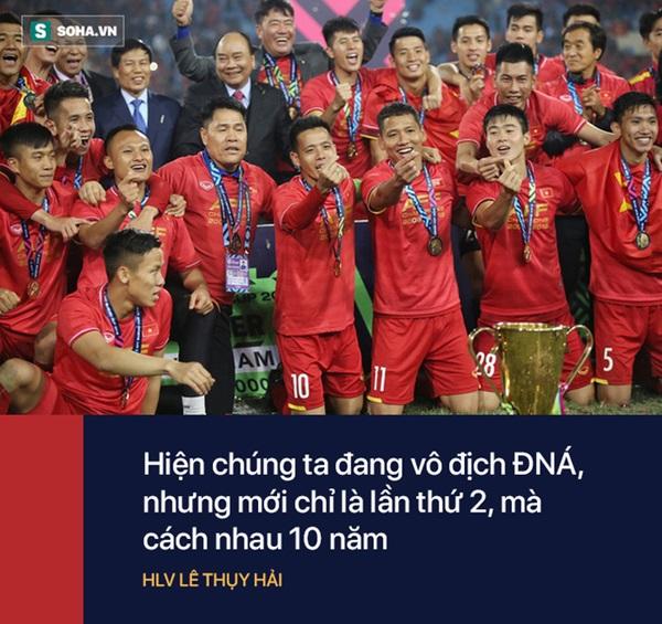 HLV Lê Thụy Hải: Nếu Việt Nam vào VCK World Cup để làm... đá lót đường thì buồn lắm-2