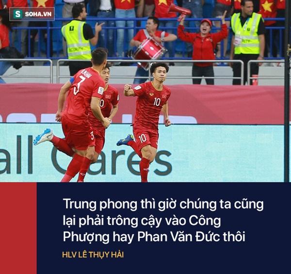 HLV Lê Thụy Hải: Nếu Việt Nam vào VCK World Cup để làm... đá lót đường thì buồn lắm-3