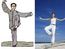 Đứng bằng một chân, nhắm mắt và đếm: Thước đo tình trạng sức khỏe và tuổi thọ cực chuẩn