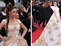 """Lý Nhã Kỳ khẳng định: """"Lựa chọn trang phục ở Cannes là cách nhận biết ngôi sao và khán giả vô danh"""""""