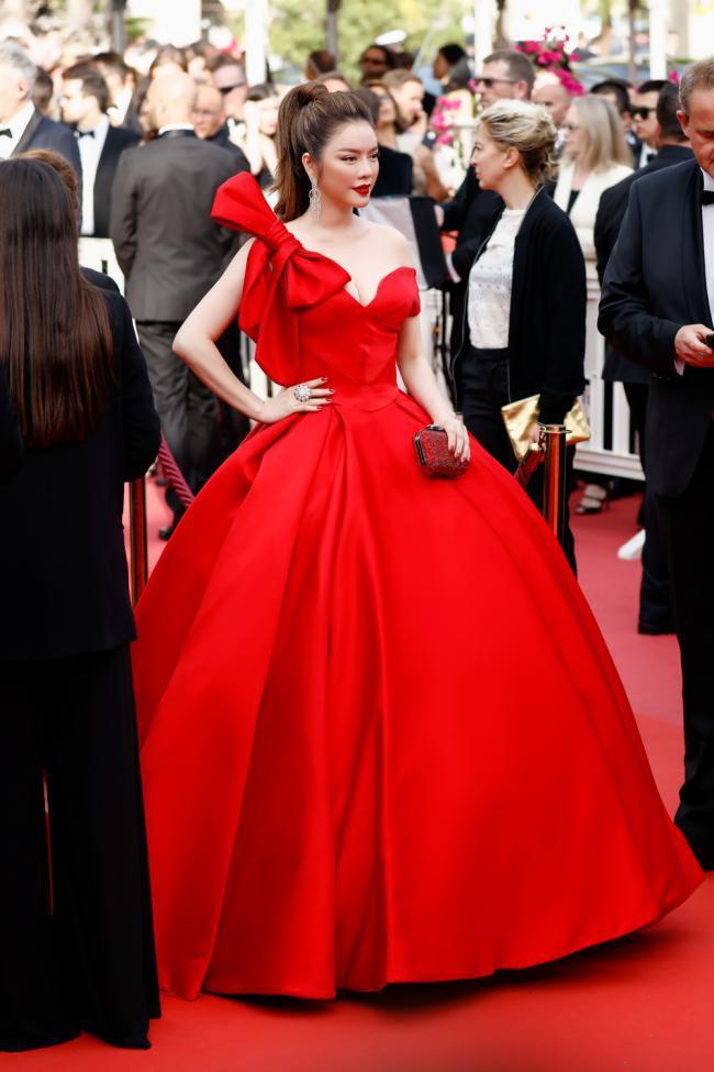 """Lý Nhã Kỳ khẳng định: Lựa chọn trang phục ở Cannes là cách nhận biết ngôi sao và khán giả vô danh""""-7"""