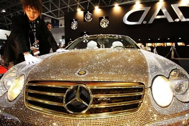 Xe hơi cõng kim cương giá hàng trăm tỷ, dân chơi không dám rời nửa bước-3