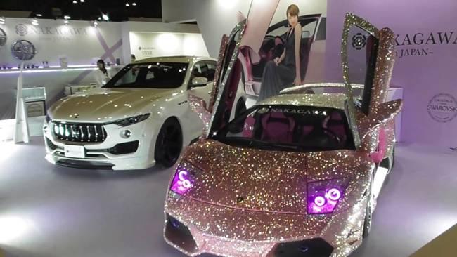 Xe hơi cõng kim cương giá hàng trăm tỷ, dân chơi không dám rời nửa bước-5
