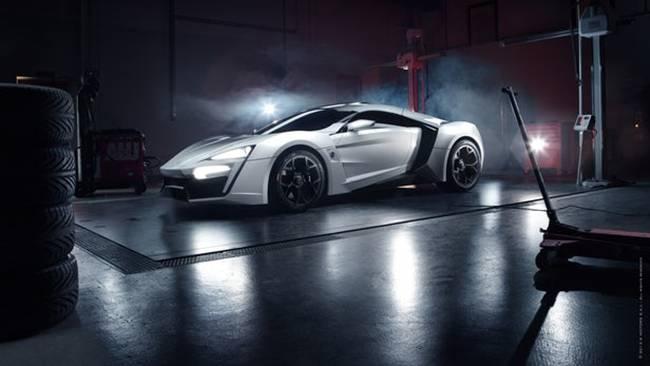 Xe hơi cõng kim cương giá hàng trăm tỷ, dân chơi không dám rời nửa bước-14