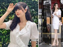 Chỉ một chi tiết cực sexy này, bức hình của Trương Quỳnh Anh chiếm trọn sóng mạng xã hội
