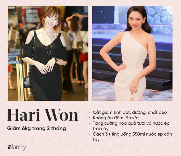 3 người đẹp Việt tiết lộ chế độ ăn giảm cân thành công, trong đó có một người giảm những 14kg chỉ vẻn vẹn 3 tháng-2
