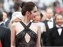 Ngọc Trinh tự hào gọi ồn ào gây sốc ở thảm đỏ LHP Cannes là