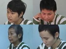 Chân dung 4 phụ nữ vừa bị khởi tố trong vụ