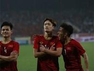 Tiền vệ Nguyễn Hoàng Đức không thể tập trung cùng đội U23 và ĐTQG vì tái phát chấn thương