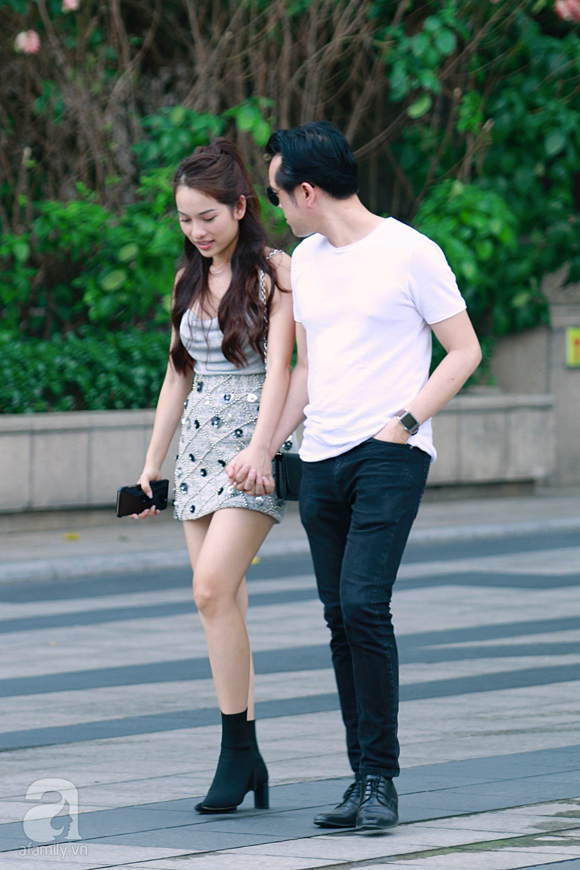 Dương Khắc Linh cùng vợ sắp cưới khoác vai, công khai ôm hôn tình tứ trước ngày lên xe hoa-14
