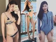 Bốn BTV gợi cảm của VTV 'thiêu đốt' ánh nhìn với bikini