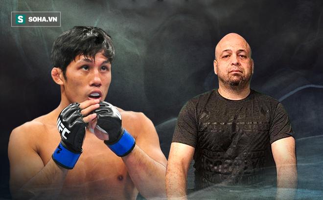 """Võ sĩ MMA người Mỹ gốc Việt: Nếu tôi siết cổ hoặc đánh gãy tay Flores thì sao?""""-2"""