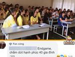 Trường gửi tin nhắn báo điểm cho phụ huynh, sinh viên náo loạn-3