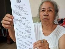 Tây Ninh: Tá hỏa với hóa đơn tiền nước hơn 33 triệu đồng