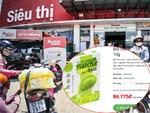 Siêu thị Auchan những ngày cuối cùng ở Việt Nam: Hàng hoá được gom lại một chỗ, không còn cảnh chen lấn-12