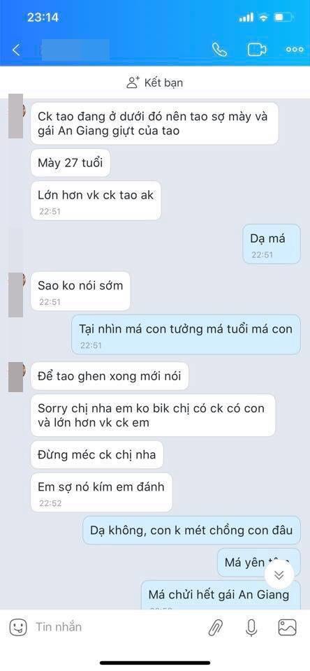 """9x An Giang bỗng dưng bị… dọa đánh ghen và cái kết bất ngờ khiến tất cả cười ra nước mắt""""-4"""