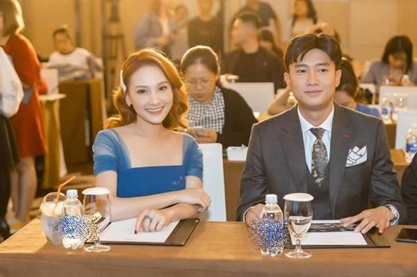 Không chỉ trên phim, cặp đôi oan gia Quốc Trường và Bảo Thanh còn liên tục tương tác với nhau trên mạng khiến fan rần rần thích thú-6